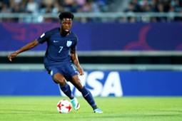 Josh Onomah England U20