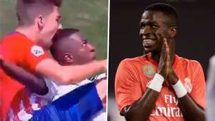 Vinicius Junior Real Madrid Castilla