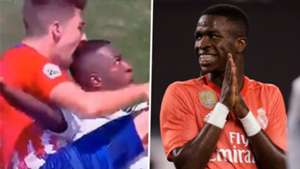 Vinicius Junior Real Madrid Castilla