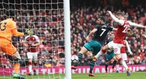 Shane Long Southampton Arsenal