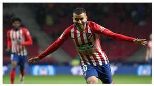 Angel Correa Atletico Madrid Valencia LaLiga
