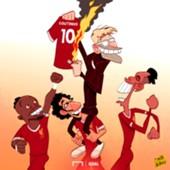 Kartun Goal Internasional 2018 - Liverpool Melupakan Philippe Coutinho
