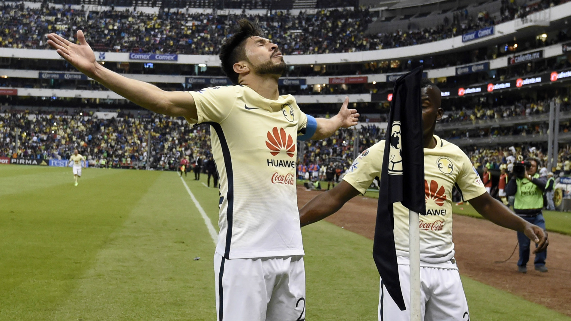 Oribe Peralta Club America