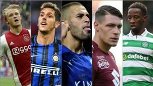 Monaco striker