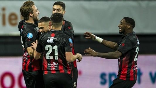 Excelsior - FC Groningen, Eredivisie 12172017