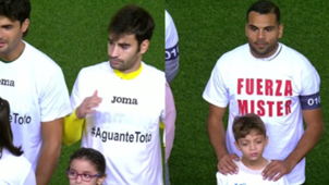 Camisetas Berizzo Villarreal Sevilla
