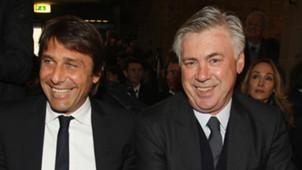 Antonio Conte Carlo Ancelotti