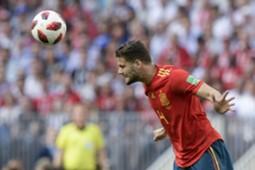 Nacho España Rusia Mundial 2018