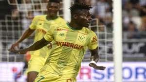 Moses Simon's Nantes beat Reims in Ligue 1