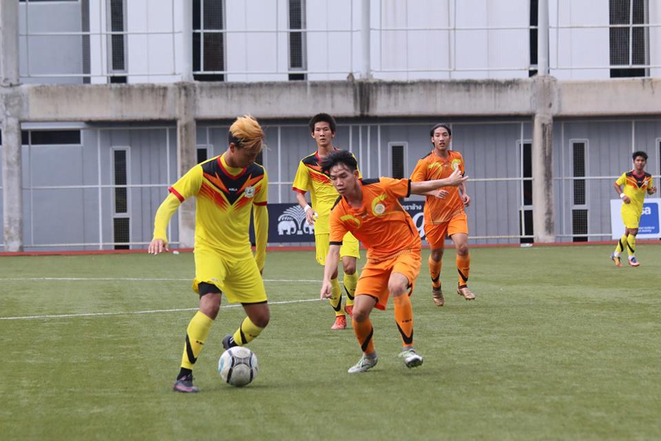 Image result for เกษมบัณฑิตอัดพระนครเหนือ 2-0 ซิวแชมป์อุดมศึกษา 2018