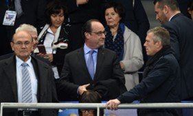 Francois Hollande Paris Stade de France November 13 Terror Attacks