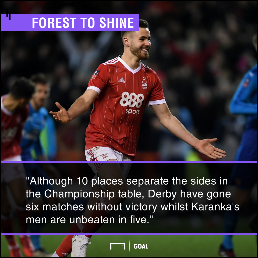 Forest Derby graphic