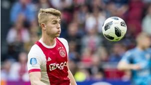 Matthijs de Ligt, Ajax - Heracles, Eredivisie 04082018