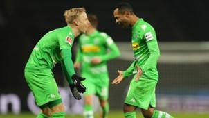 Raffael Gladbach Bundesliga Hertha 1117