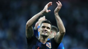 Dejan Lovren Croatia vs Argentina World Cup 2018