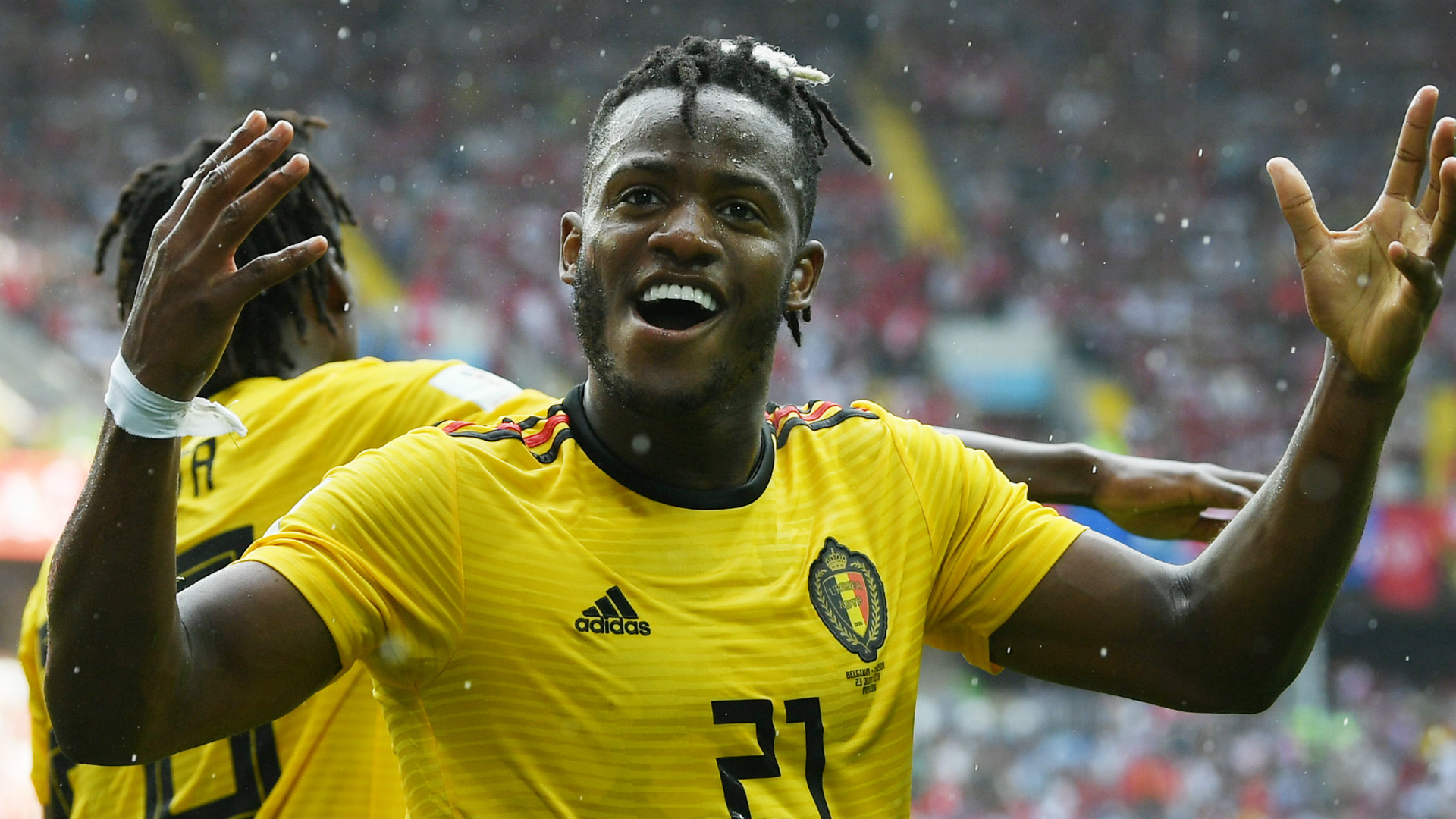 Valencia and Chelsea agree Batshuayi deal