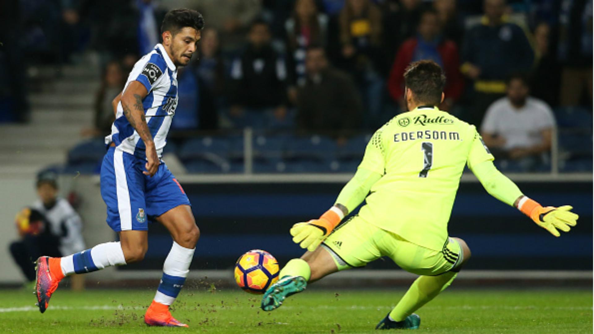 Juegan mexicanos en triunfo del Porto