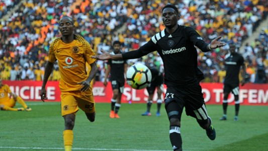 Joseph Molangoane and Innocent Maela - Kaizer Chiefs and Orlando Pirates