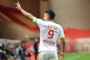 Radamel Falcao gol Monaco - Bodeaux