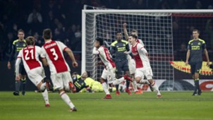 Ajax - PSV, Eredivisie 12102017