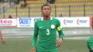 Ikouwem Utin -  Nigeria vs. Mauritania, 2019 Africa U20 Cup of Nations qualifiers