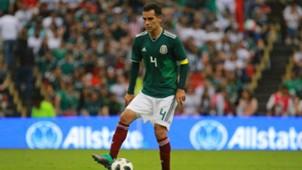 Rafa Márquez Selección mexicana