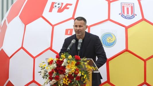 Ryan Giggs cam kết gắn bó với bóng đá Việt Nam, tiết lộ dự án lớn chưa từng có | Goal.com