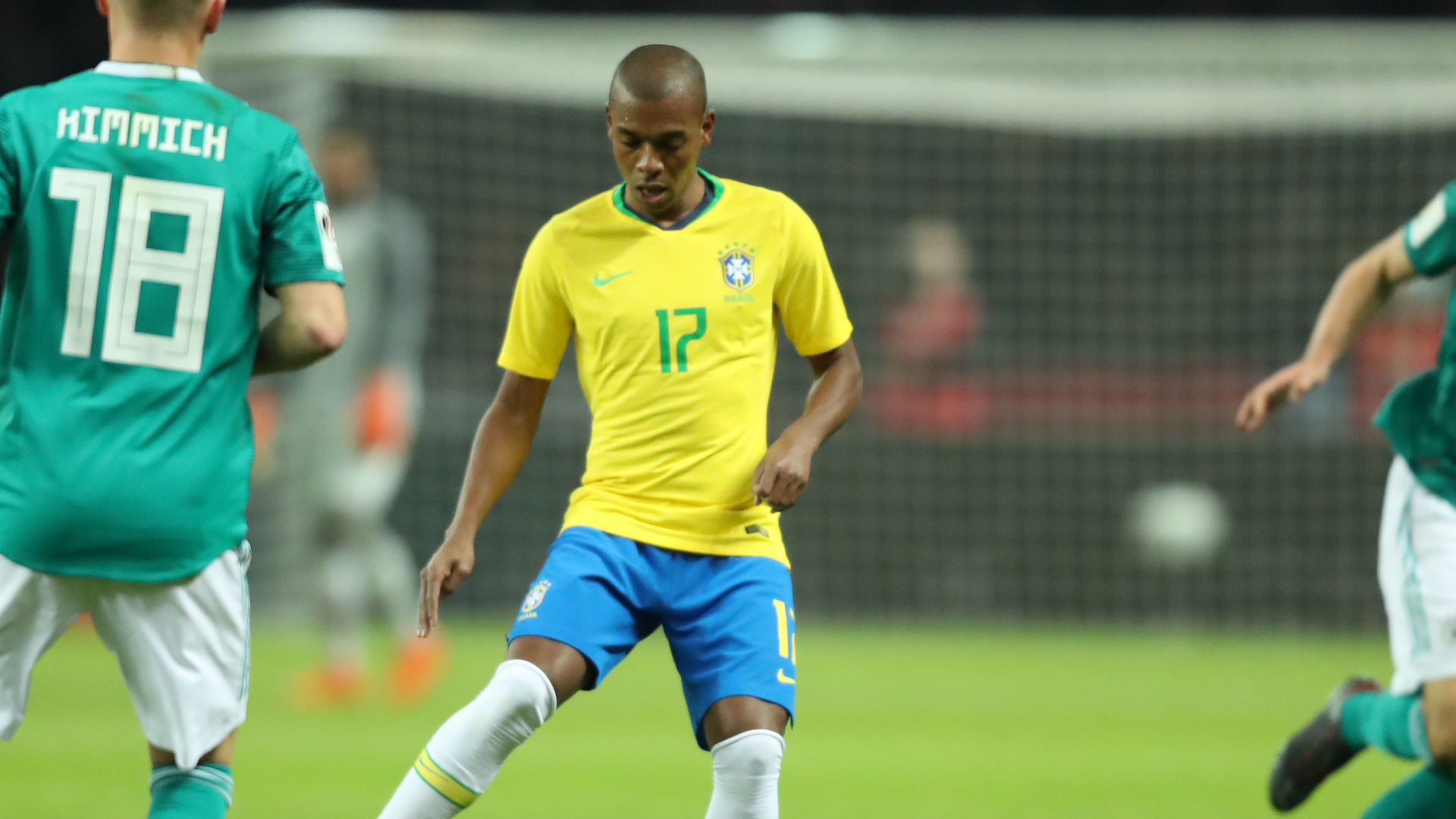 Fernandinho Germany Brazil 27032018 Friendly