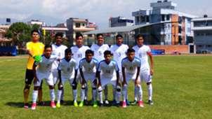 India U16 vs Iraq in AFC Qualifier