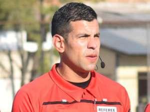 Arbitro Jose Mendez