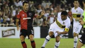 Maxi Rodriguez Carlos Tevez Newells Boca Superliga 27012019