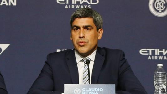 Claudio Reyna NYCFC 01202017