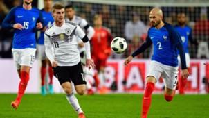 Timo Werner Deutschland Germany France 14112017