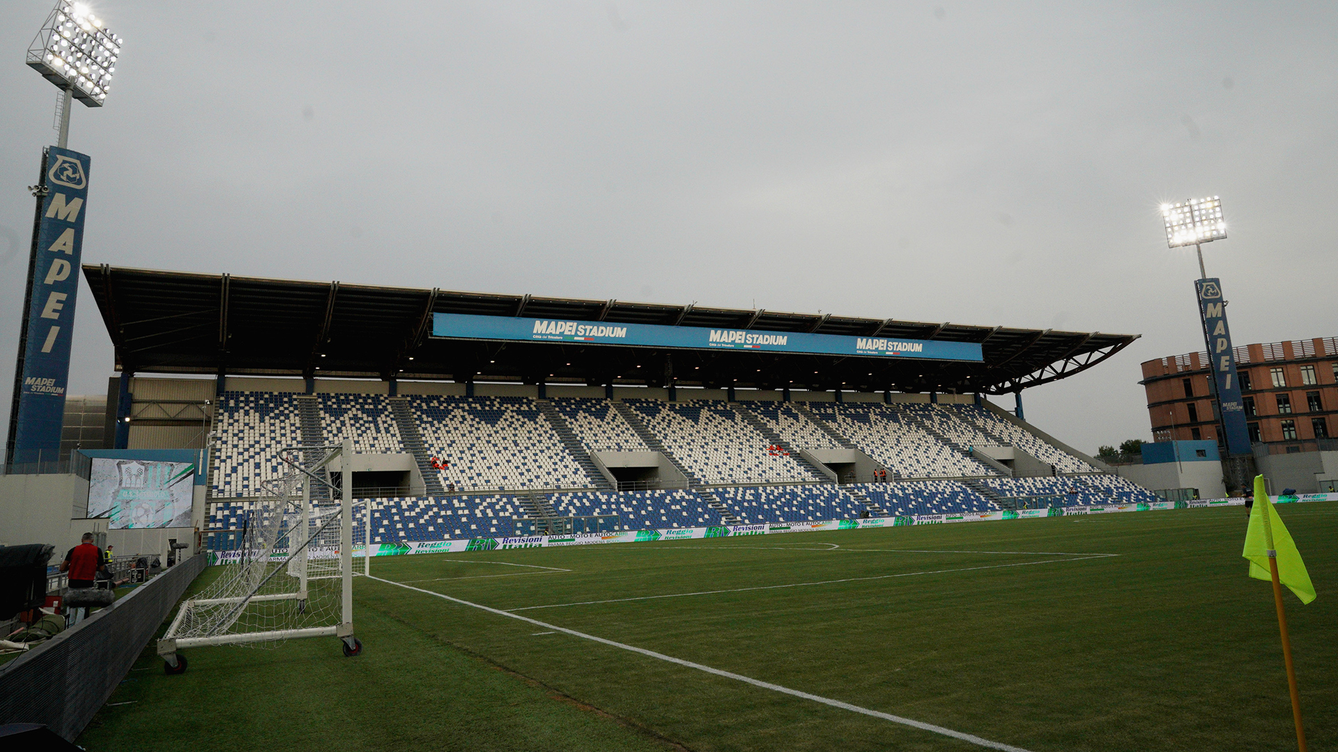 Mapei Stadium Reggio Emilia