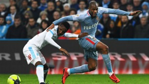 Djibril Sidibe Bouna Sarr Marseille Monaco Ligue 1 28112018