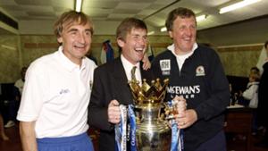 Kenny Dalglish Blackburn Rovers Premier League 1994-95