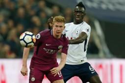 Davinson Sánchez Tottanham - Manchester City 14042018