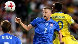 milan skriniar slowakei U21 EM 2017