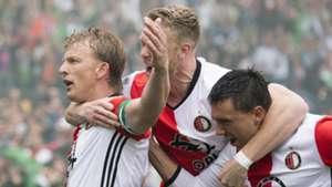 Dirk Kuyt, Feyenoord vs. Heracles Almelo, 05142017