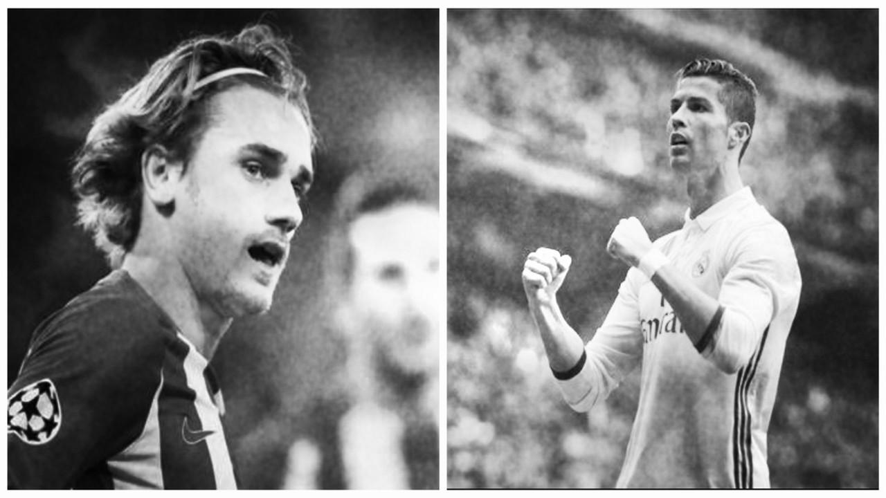 Real Madrid-Atlético Madrid, le onze combiné