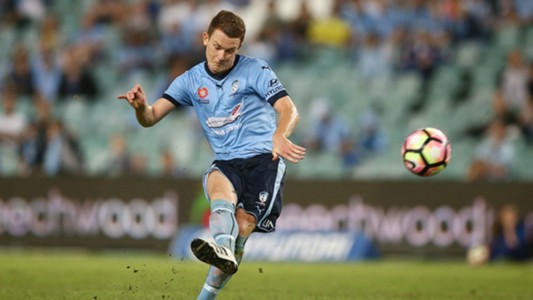 Brandon O'Neill Sydney FC v Central Coast Mariners A-League 10032017