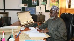 NFF secretary general Sanusi Muhammed