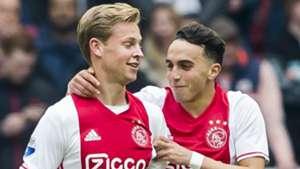 Frenkie de Jong Abdelhak Nouri Ajax 05172017