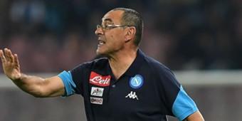 Maurizio Sarri Napoli Inter Serie A
