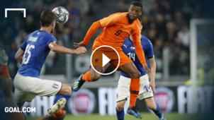 Italien Niederlande GfX 04062018