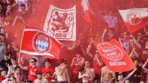 Bayern Munich 1860 Munich fans