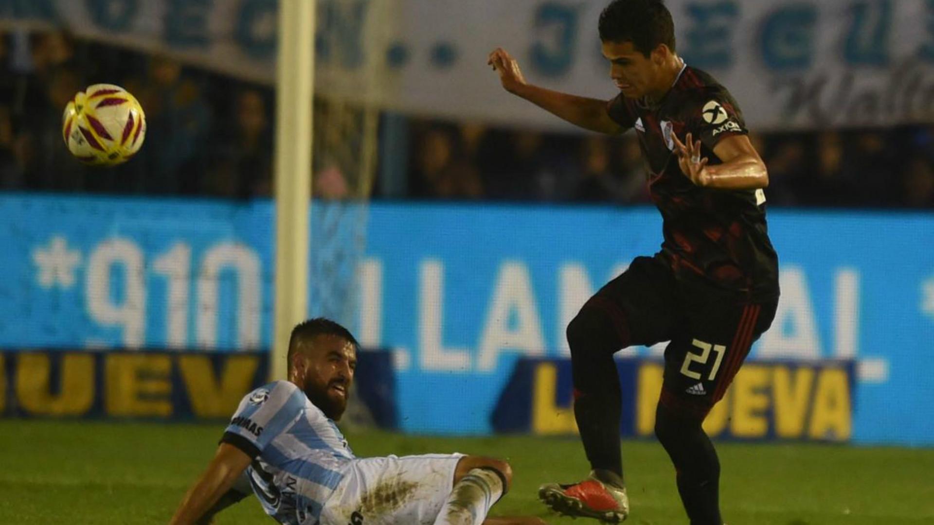 Cristian Ferreira Atletico Tucuman River Superliga 10032019