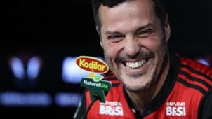 Julio Cesar Flamengo apresentacao 2018