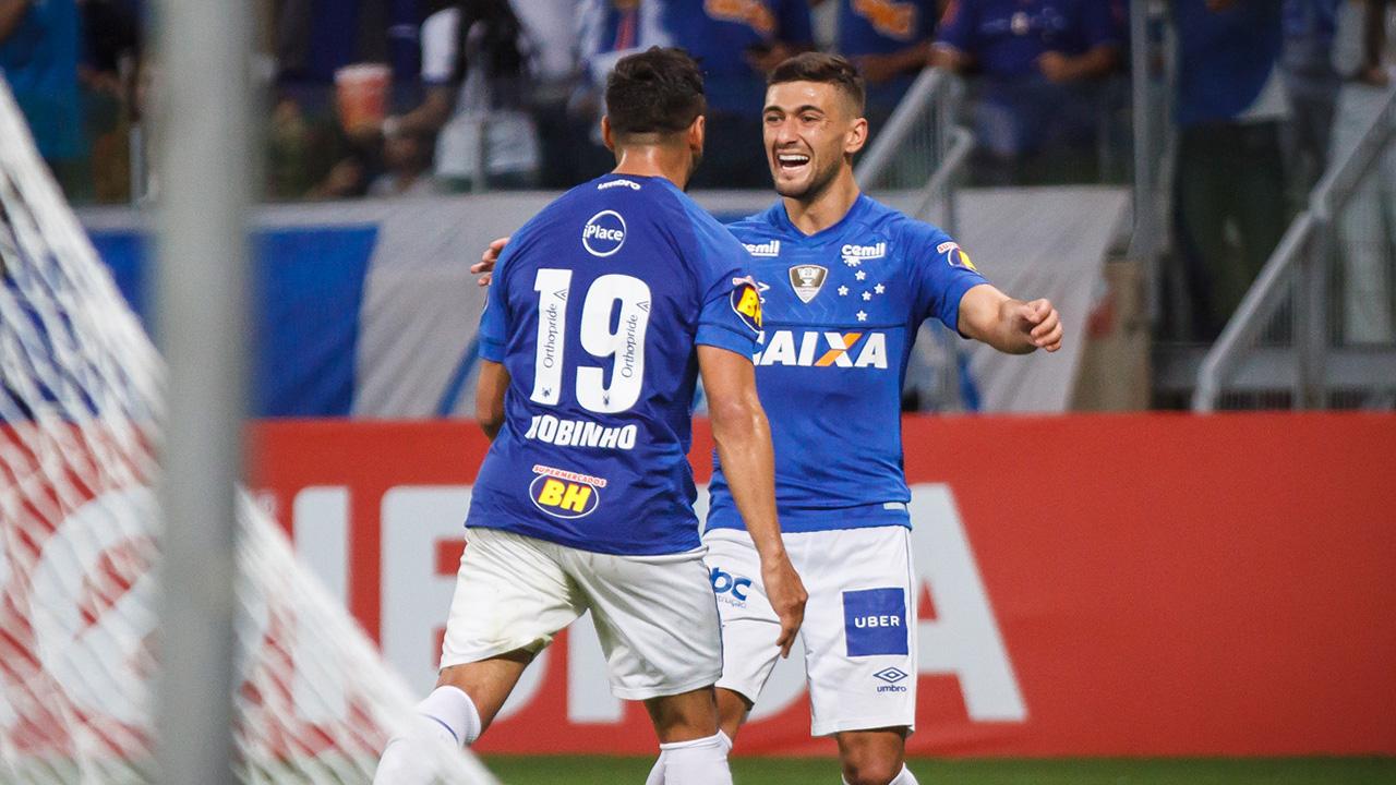 De Arrascaeta Cruzeiro America-MG Brasileirao Serie A 19072018