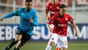 Nery Dominguez Deportes Iquique Independiente Copa Sudamericana 02082017